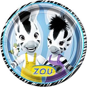 Zebra Zou