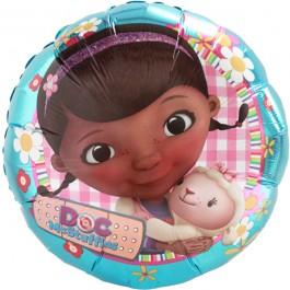 Balão Dra. Brinquedos - 45cm