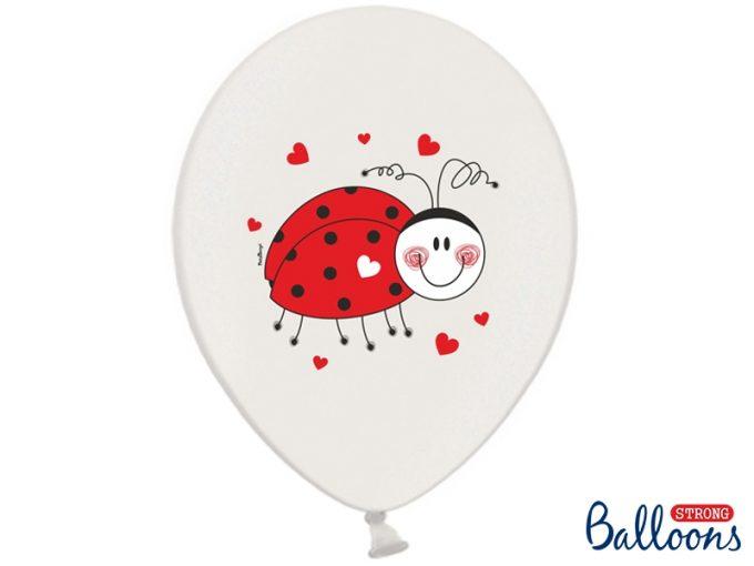 Balões Joaninhas - Pack 6