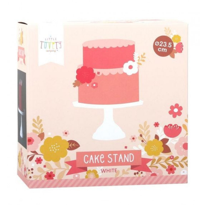 ptcswh04 7 lr cakestand small white