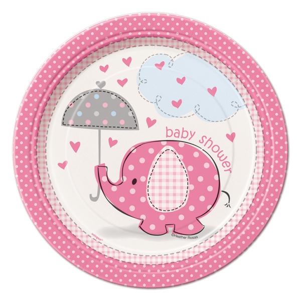 Baby - Elefante Rosa