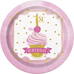 Baby - 1º Aniversário Princesa