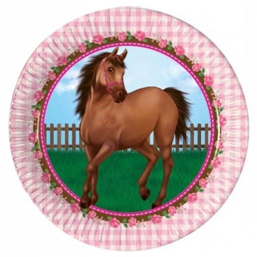 Cavalo Menina