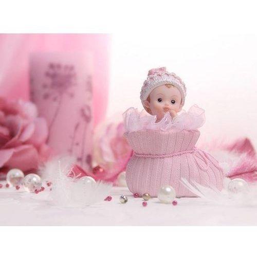 Boneco Bebé Sapatinho Rosa