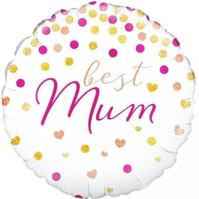 Balão Best Mum - 45cm