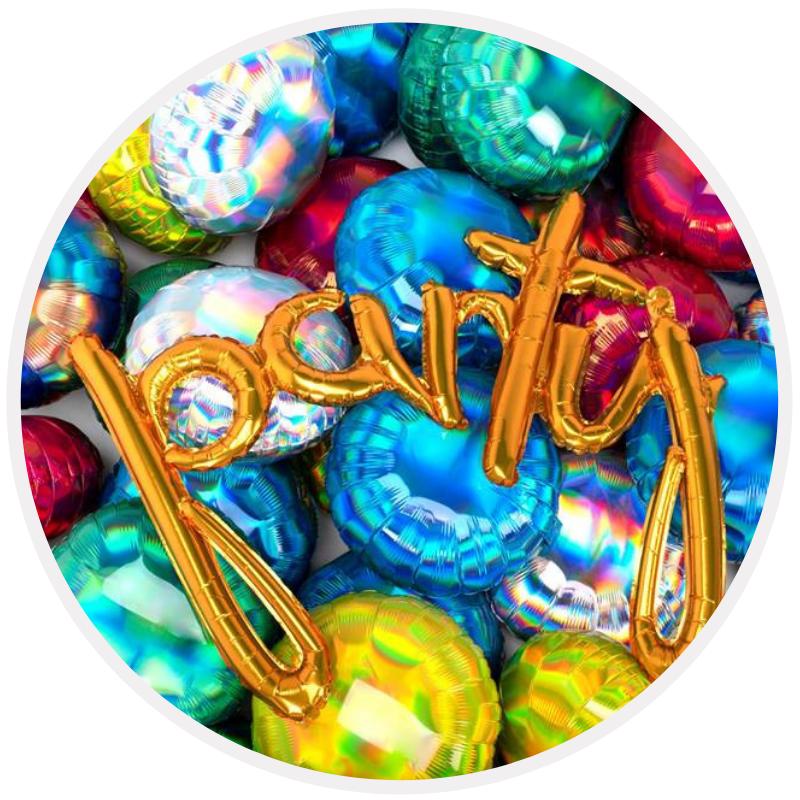 Balões Frases
