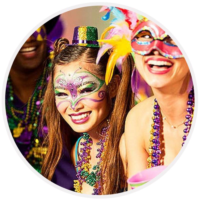 Acessórios Carnaval