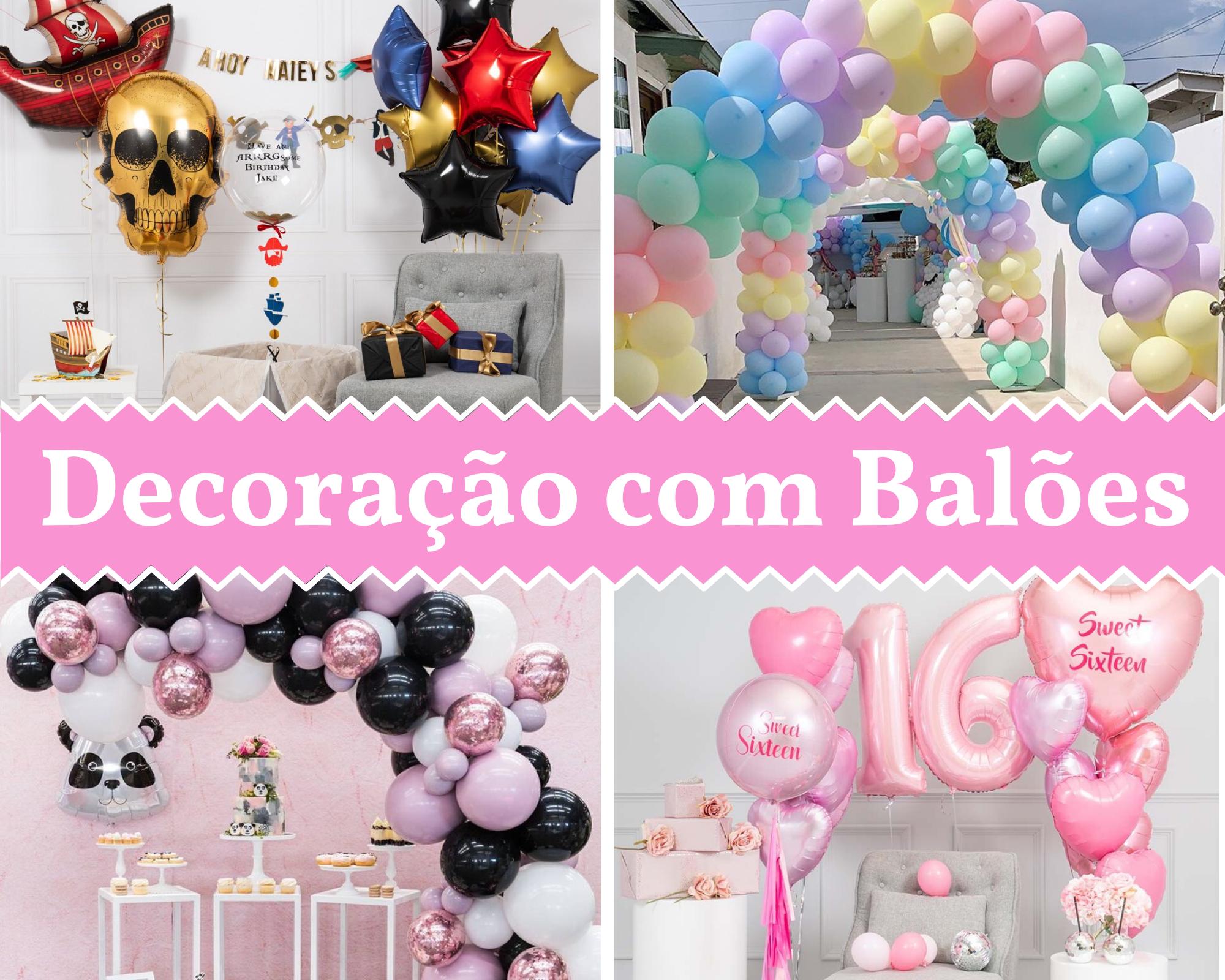 Decoração Balões FrontPage 2
