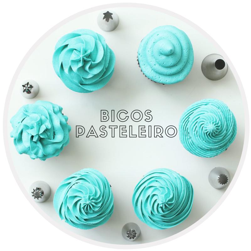 Artigos para decoração de bolos