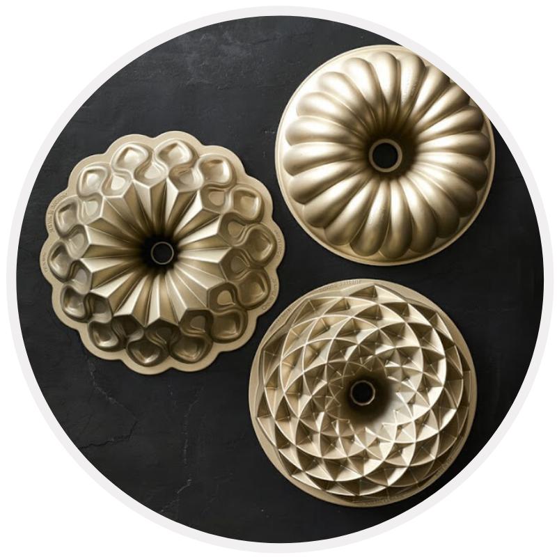 Formas bolos para cake design