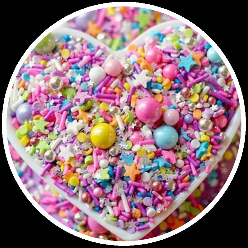 Sprinkles e Pérolas