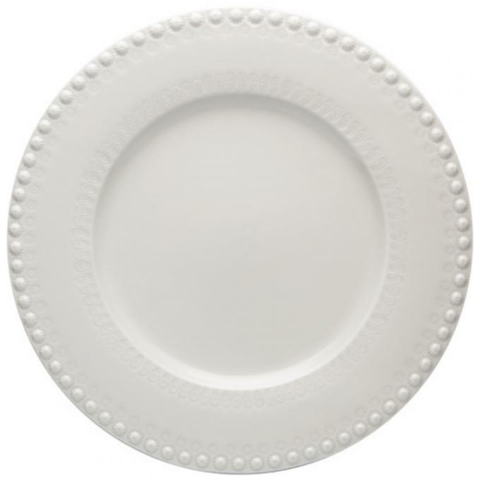 prato grande marcador de bolo bordalo pinheiro branco
