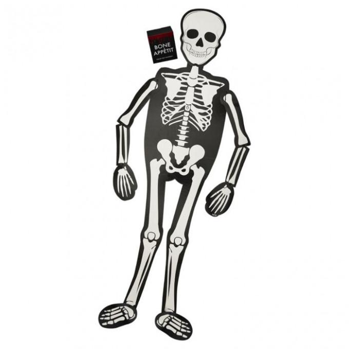 fri 133   skeleton grazing board   cut out